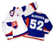 Dresy Slovenskej hokejovej reprezentácie